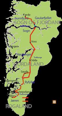 Fjordvegen - kartgrunnlag - forenkla