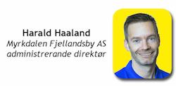 Harald Haaland - byline