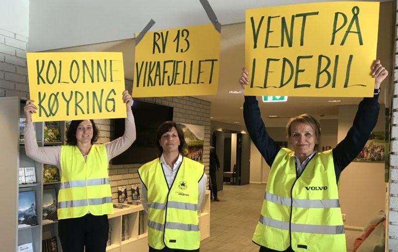 Årskonferansen 2018 Vik i Sogn og 2019 i Ullensvang